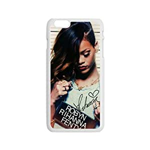 Robyn Rihanna Fenty White iPhone 6 case