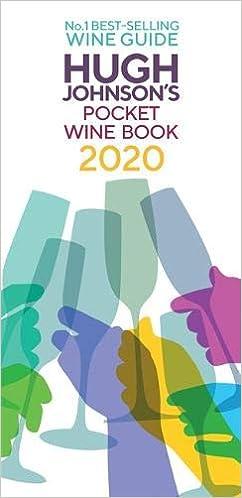 New Best Selling Books 2020 Hugh Johnson Pocket Wine 2020 (Hugh Johnson's Pocket Wine Book