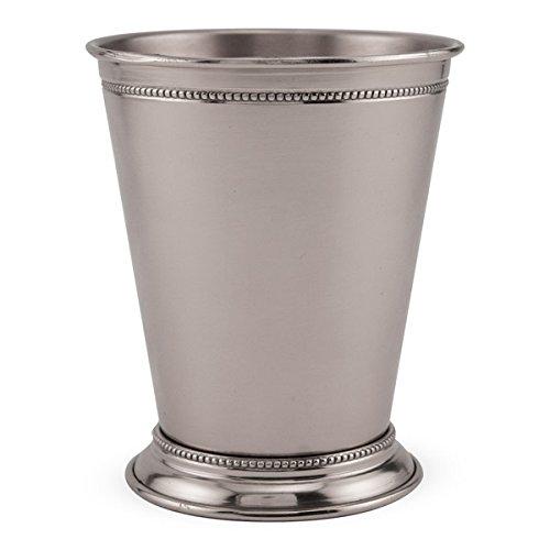 Serve the best mint julep recipe in a Silver Mint Julep Cup