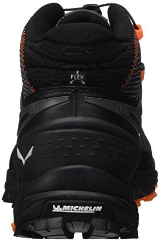 Salewa Mid Flex Gtx Randonnée Holland Noir De 0926 black Noir Chaussures Basses 11 Uk Ms Homme Ultra ArqxwptAH