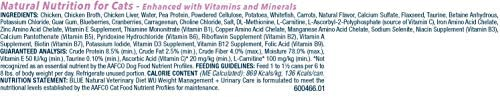 Blue Buffalo Natural Veterinary Diet Weight Management + Urinary Care for Cats 5.5oz