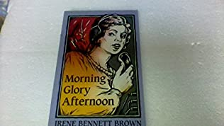 book cover of Morning Glory Afternoon