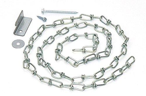 Universal Range Anti Tip Kit for Whirlpool GE Frigidaire Kenmore Estate WB2X7909 (Universal 4' Tip)