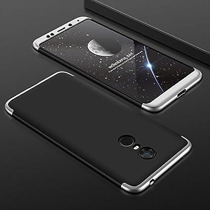 Funda Xiaomi Redmi Note 4,Carcasa Xiaomi Redmi Note 4[con Protector de Pantalla]3 en 1 Desmontable 360°protection case Ultra-Delgado Cover caso La ...