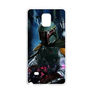 Cool Well-armed Super Man Design Plastic Case Cover For Samsung Galaxy Note4 WANGJING JINDA
