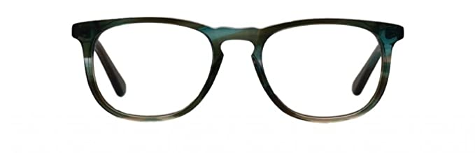 93125b3a0ab3 Amazon.com  Fetch Eyewear Dash Glasses Mineral 40 MM  Clothing