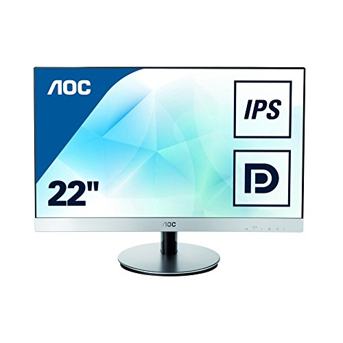 AOC 23 inch IPS Monitor, Display Port, 2 x HDMI, VGA, MHL, Speakers, Vesa...
