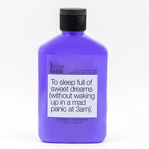 Body Wash - Lavender & Clementine - 13.6 oz - Anti-mania, Stress Relief Formula…