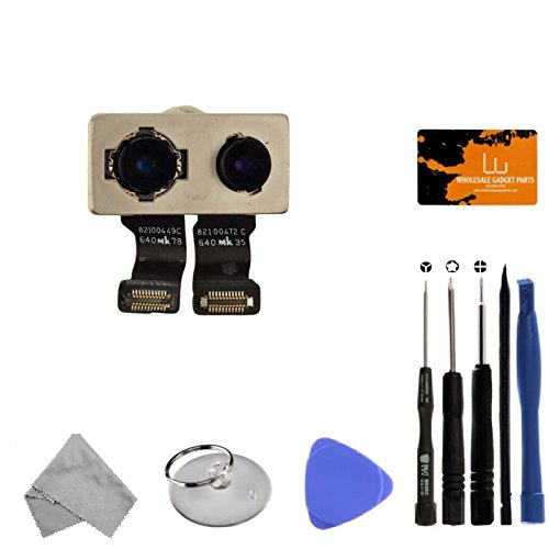 Rear Camera Assembly for Apple iPhone 7 Plus (CDMA & GSM) with Tool Kit by Wholesale Gadget Parts (Image #2)