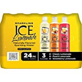 Sparkling ICE Sparkling Lemonade, Variety Pack (17 oz., 24 ct.) (pack of 6)