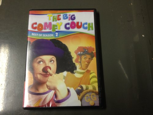 The Big Comfy Couch, the Best of Season 2 DVD 6 Episodes