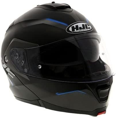 Flip Front IS-MAX 2 Dova Blue Motorbike Motorcycle Flip Up Helmet Pinlock Ready XL