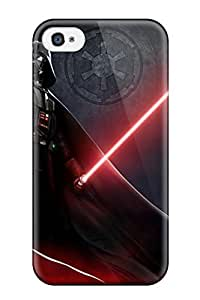 For Iphone 4/4s Premium Tpu YY-ONE Star Wars Protective Case