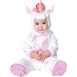 Baby Girls Cute Mystical Magical Unicorn Pony Fancy Dress Costume Outfit 0-3yrs