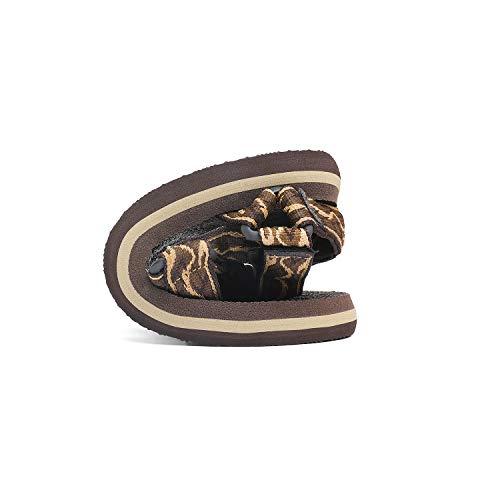742c8b903b503 NORTIV 8 Men's Outdoor Walking Sandals Comfortable Lightweight Beach ...
