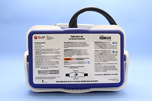 Don Joy Iceman Classic with Universal Cold Pad, Regular Hose, Non-Sterile Pad by Iceman Classic (Image #1)