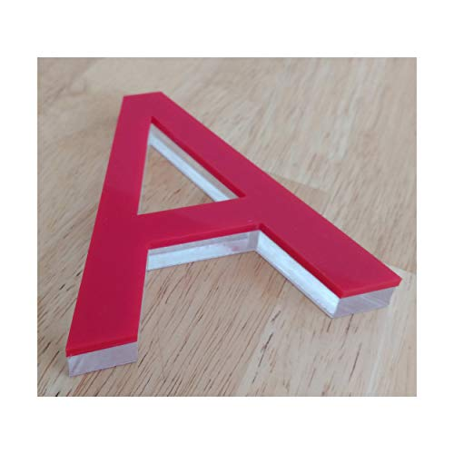 Custom Acrylic Letters 3D Logo, Office Background Wall, Storefront Signs, Choose Your Color and Font (18