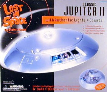 Lost in Space Very Rare Classic Jupiter 2
