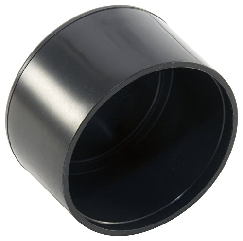 Caplugs 99191839 Finishing Cap for Round Tubing and Rods, Plastic, Cap ID .750'', Length .71'', COF-3/4, black (Pack of 800) by Caplugs (Image #3)