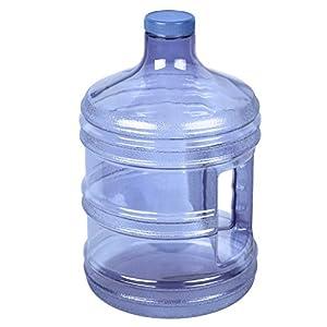 5 Liter BPA-Free Water Bottle - Dark Blue