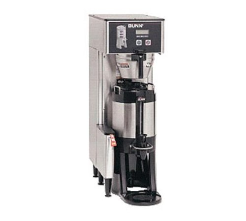 Bunn 34800.0002 Single TF DBC Single Satellite Coffee Brewer, Stainless Finish, 120/208v, Each