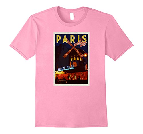 Moulin Rouge Pink - 1