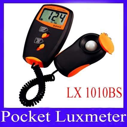 Digital illuminometer luxmeter lux Gauge lightmeter lux Meter 100000 lux luxmeter LX1010BS MOQ=1 by Itechfuture (Image #4)
