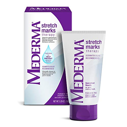 Mederma Stretch Marks Therapy - Hydrates to Help Prevent Stretch Marks - Clinically Shown to Produce Noticable Improvement in 4 Weeks- Dermatologist Recommended - 5.29 oz ()