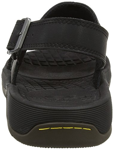 Split Peidmont Unisex Regular Black Sandals Black Peidmont Dr Martens Men's Synthetic qga84z
