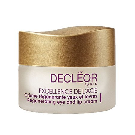 Decleor Excellence De L'age Regenerating Eye and Lip Cream 0.5 Oz / 15 Ml