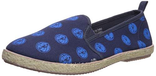 Dallas Mavericks Espadrille Canvas Shoe - Womens Extra Large (Mavericks Shoe Nba Basketball)