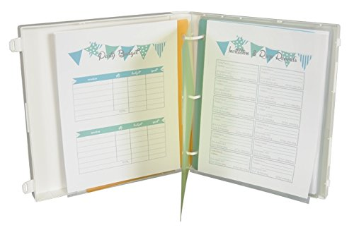 Amazon.com : Party Planner Kit (Blue) : Office Products