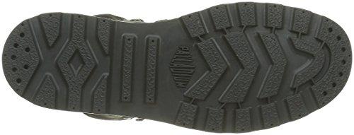Palladium Boots Pallab Lp Black E18 F Hk Women's Castlerock Red Noir OOqSr