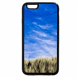 iPhone 6S Plus Case, iPhone 6 Plus Case, beautiful sky over grasses