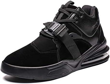 Shoe House Los Hombres De Peso Súper Zapatillas De Running Fitness Zapatos De Entrenamiento,Black,EU44/US10D(M)/UK9.5: Amazon.es: Deportes y aire libre