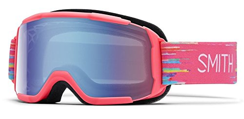 Smith Optics Daredevil Kids Junior Series Snocross Snowmobile Goggles Eyewear - Impulse/Blue Sensor Mirror / - Al Mobile Sunglasses