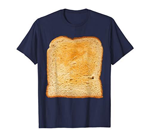 Avocado Toast Matching Costumes - Toast Bread Slice Costume  T-Shirt