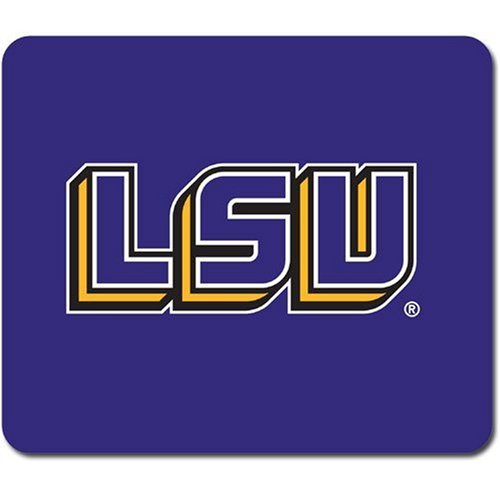 NCAA LSU Tigers Neoprene Mouse Pad