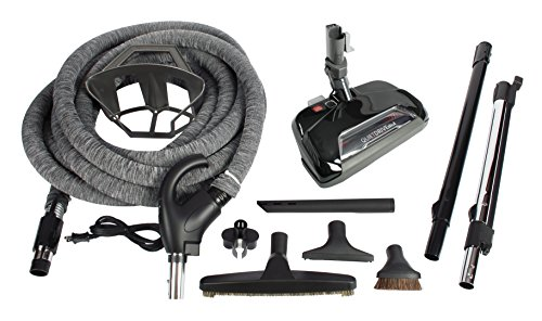 Cen-Tec Systems 91574 Central Vacuum Accessory Package with CT25 Electric Brush