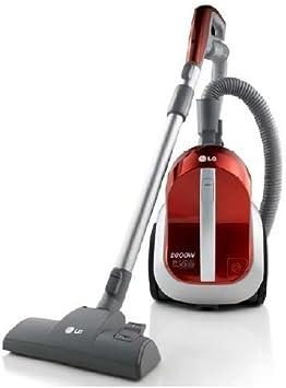 LG - Aspirador Vc6820Nhaq, 2000W, 1.5L (Sin Bolsa), 78Db, Rojo ...