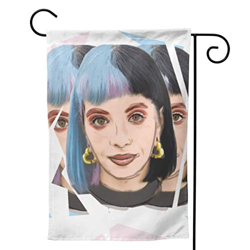LIKUNMIN Melanie Martinez Seasonal Garden Flags 27