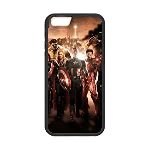 IPhone 6 Plus 5.5 Inch Phone Case for The Avengers Classic theme pattern design GQTAS731474