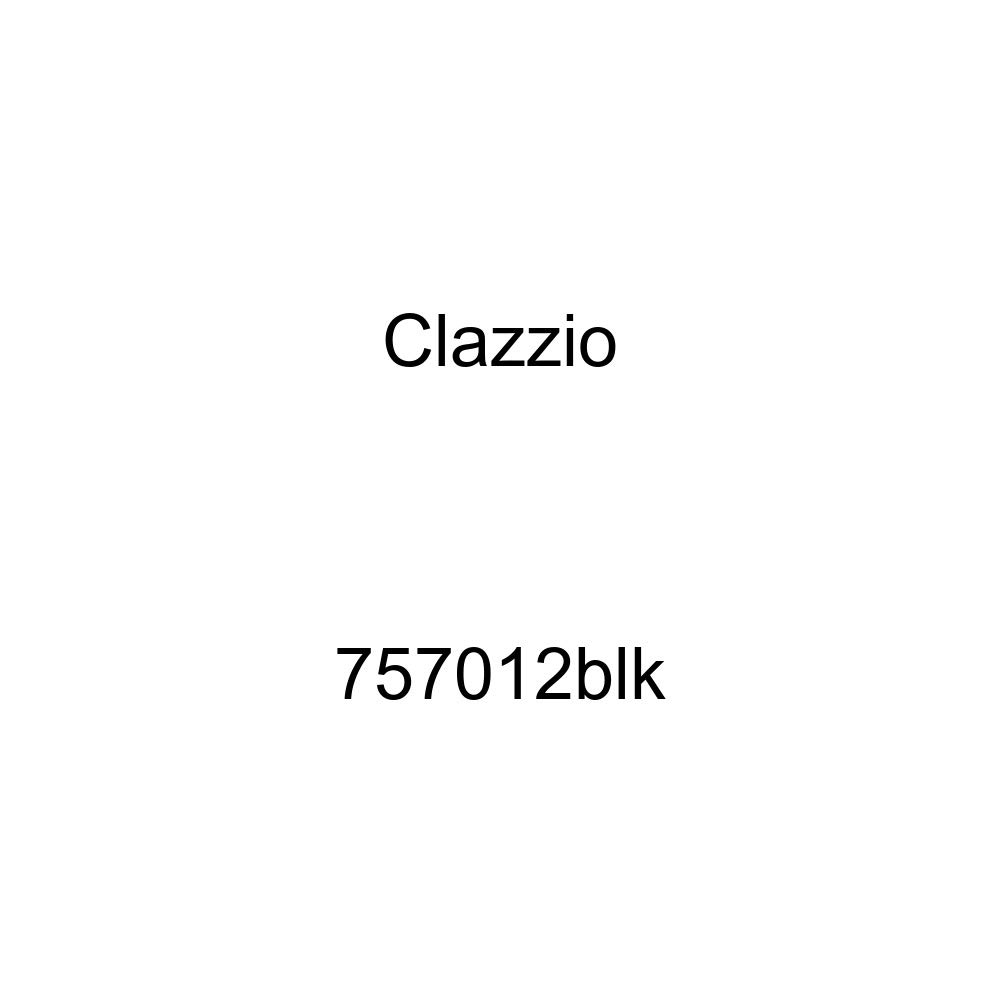 Clazzio 757012blk Black Leather Front and Rear Row Seat Cover for Chevrolet HHR LS
