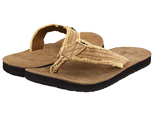 Fraid Khaki Men's Sanuk D Sandal m 11 Us Multi brown So Brown 6Tx5wgxP