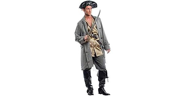 Commerciale Italiana - Disfraz Pirata para Hombre: Commerciale ...