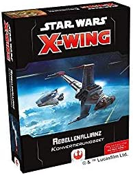 Star Wars: X-Wing 2. ed. – Rebell Allianz • Conversión Set Alemán: Amazon.es: Juguetes y juegos