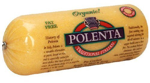 Food Merchant Traditional Polenta ( 12 x 18 OZ) by Food Merchant by Food Merchant