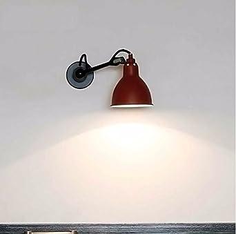 T Kreative Schlafzimmer Bett Lampen Industrielle Treppe Leuchten  Wandleuchten Kipphebel , Wand Leuchtet Rot