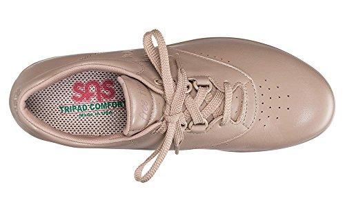 Sas Dames, Vrije Tijd Lace-up Sneaker Mokka 6.5 N