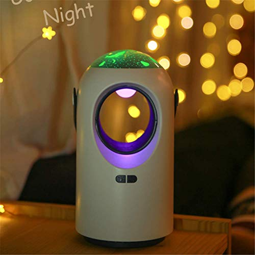 - Star Projector Anti-Mosquito Killer Lamp,Portable Led Mosquito Killer Lamp, Photo-Catalyst Anti Insert Killer Trap Lamp